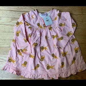 Hanna Andersson 80/85 Lion nightgown
